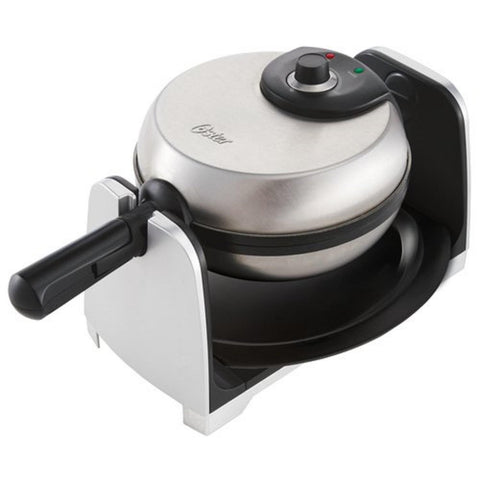 "Oster 1-1-2"" Thick Belgian Flip Waffle Maker"