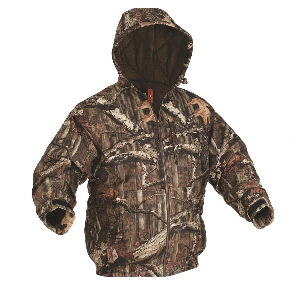 ArcticShield Quiet Tech Jacket-Mossy Oak Infinity-2X Large