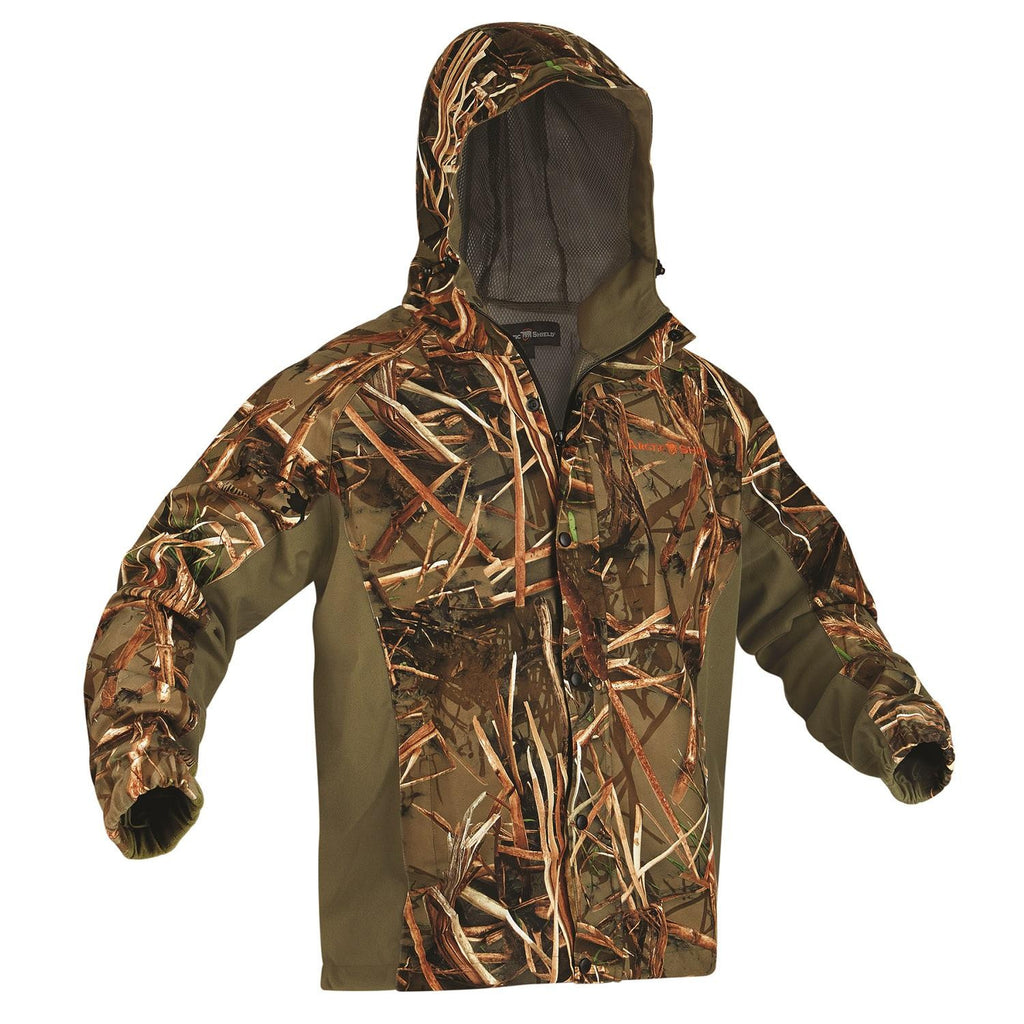 ArcticShield Silent Pursuit Jacket-Muddy Water-Medium