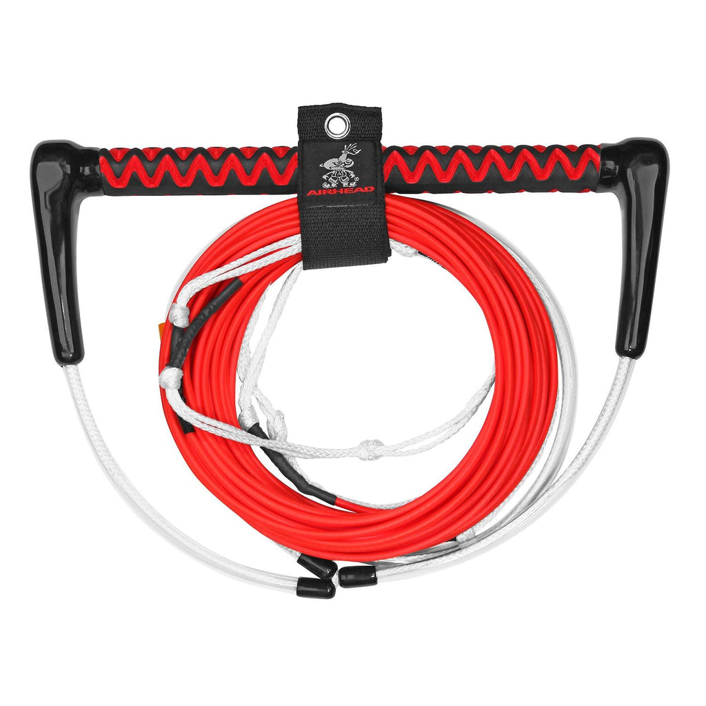 Airhead Dyneema Thermal Wakeboard Rope-Electric Red