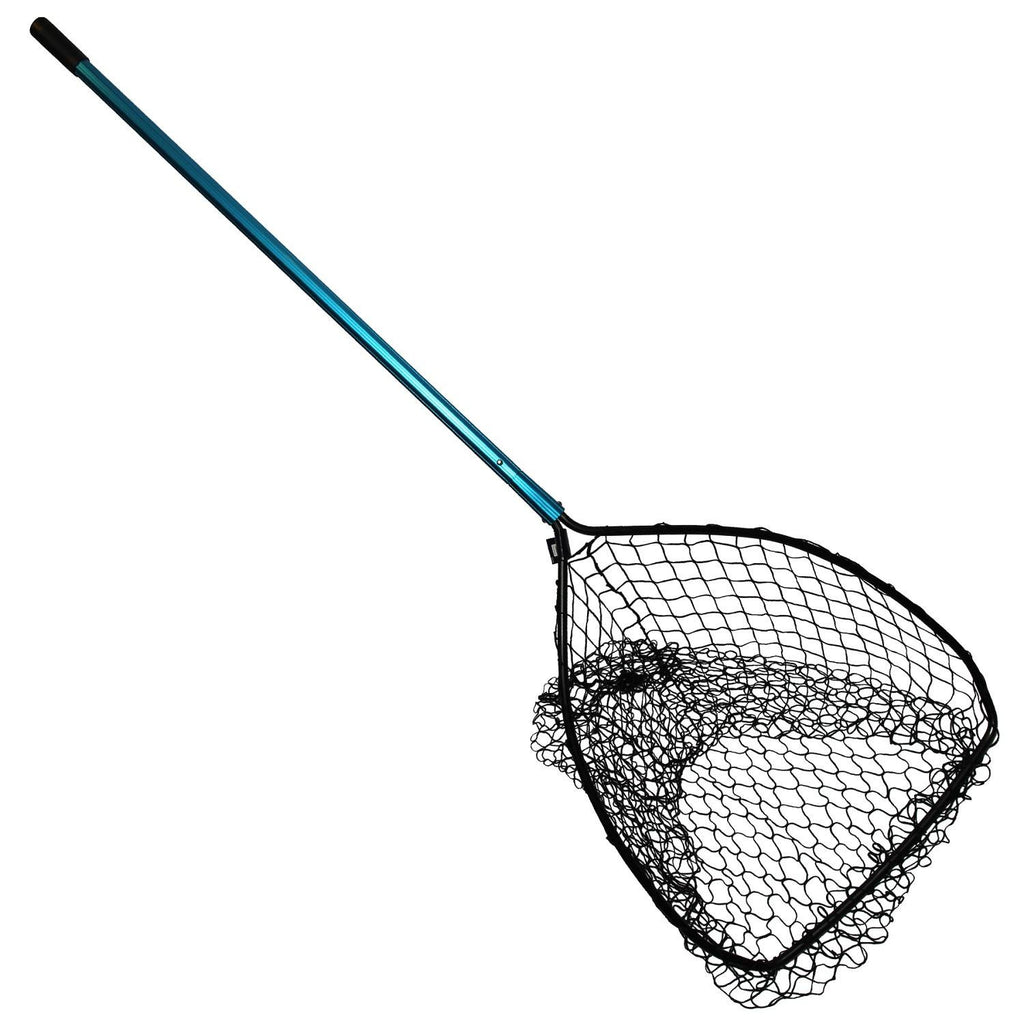 "Danielson Knotless Salmon Net 27"" x30"" w-48-72 Slide Handle"