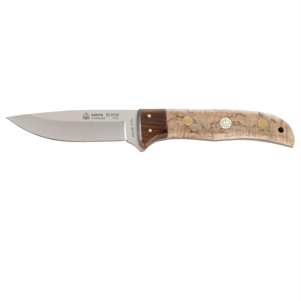 Puma IP Sierra Fixed Blade Knife 3 1-8in Blade  7in Overall