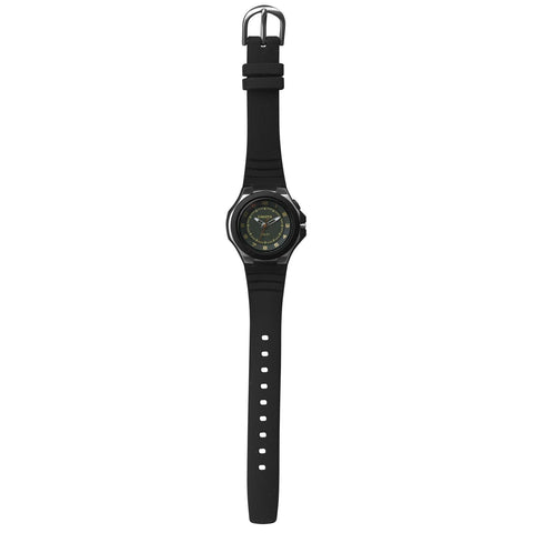 Dakota Stingray EL Midsize Outdoor Kids Watch-Black