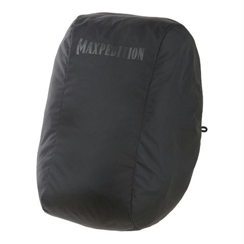"Maxpedition RFY Backpack Rain Cover Black 14""L x 10""W x 22""H"