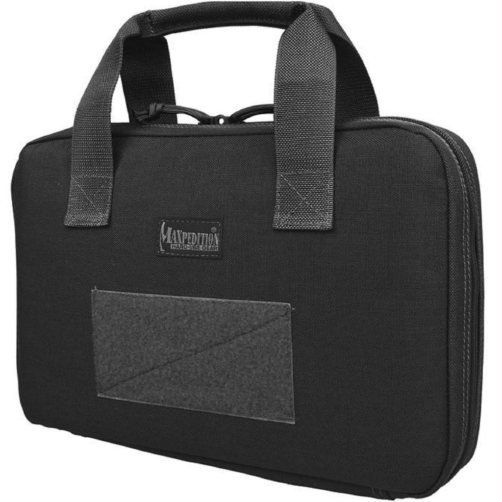 "Maxpedition 8"" x 12"" Padded Pistol Case-Gun Rug Black"