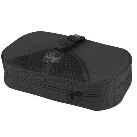 "Maxpedition Tactical Toiletry Bag Black 12.5""L x 7.5""H x 3""W"