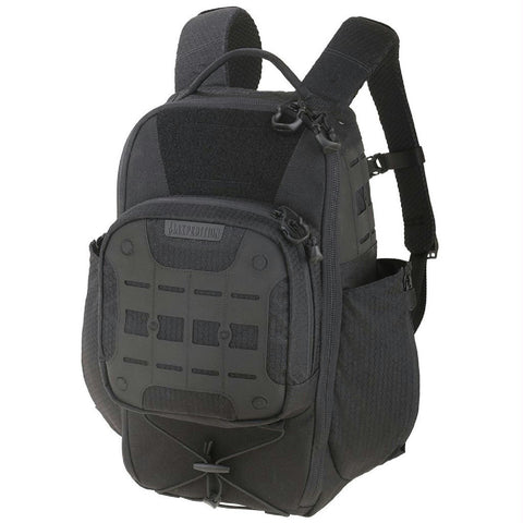 "Maxpedition Lithvore Black 16.5""L x 9""W x 17""H"