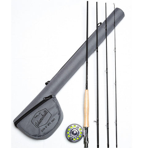 Adamsbuilt GVH Fly Fishing Combo