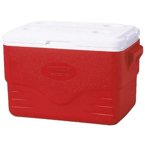 Coleman 36 Quart Red Personal Cooler 6281A703G