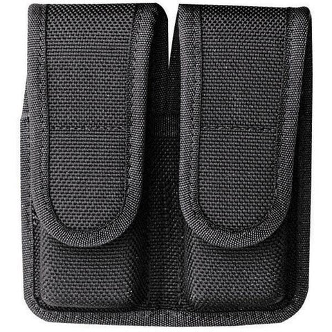 7302 Double Mag Pouch, Black, Beretta 92-96 Series