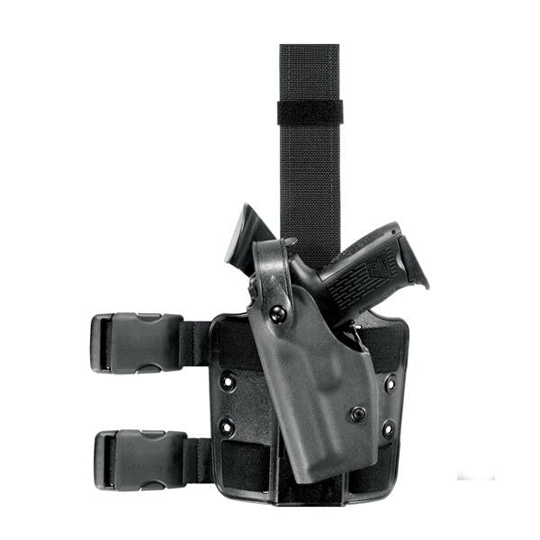 6004 Tactical Holster, LH, Tac Black, Walther P-5