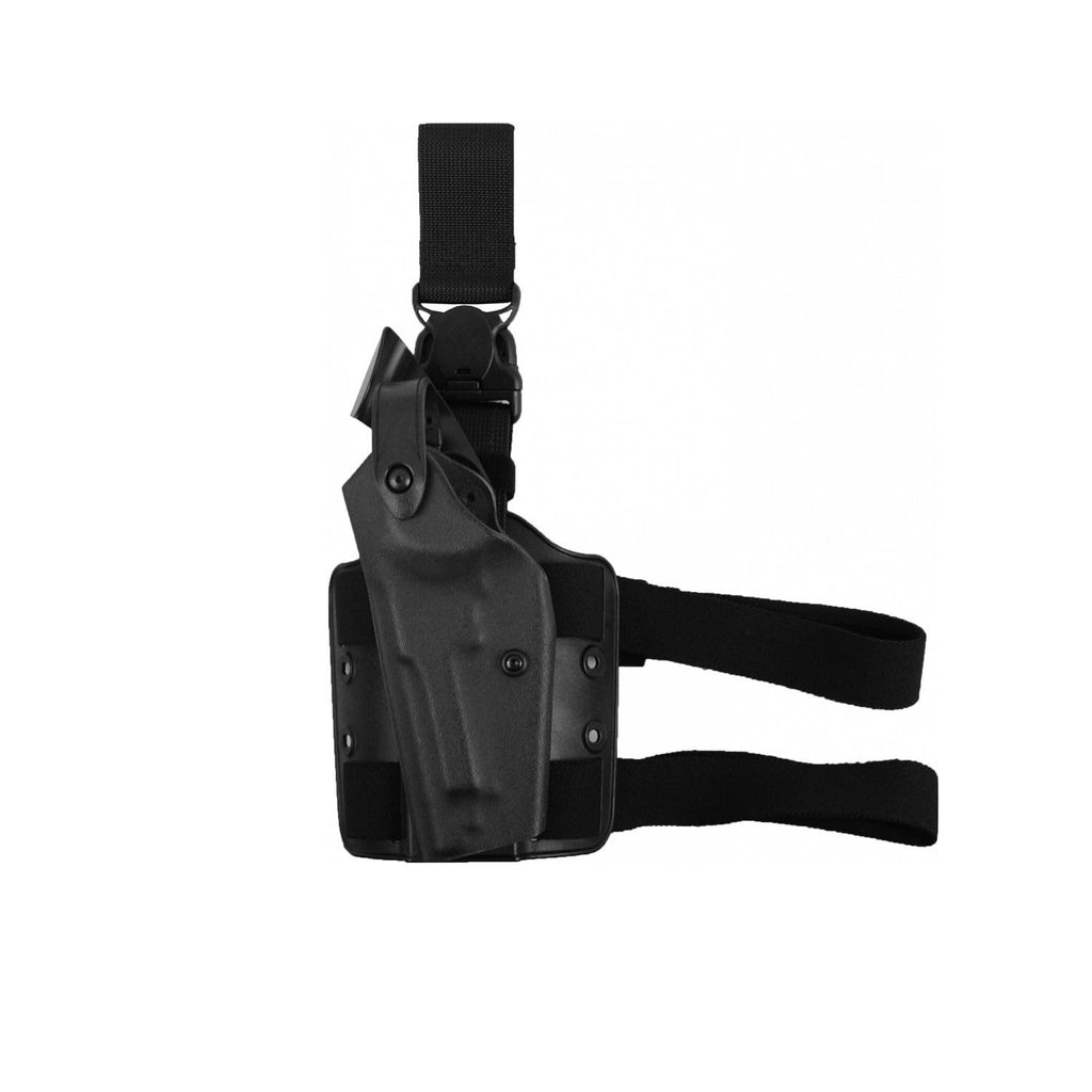 6005 Holster STX Black RH GLOCK 17 22 X400 Light