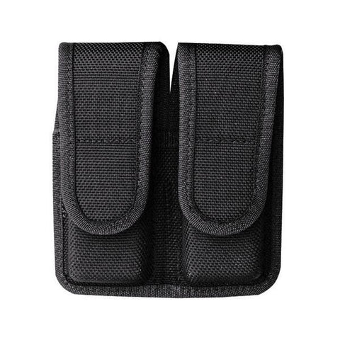 7302 Double Mag Pouch Black Size 4 Glock 20 Hidden
