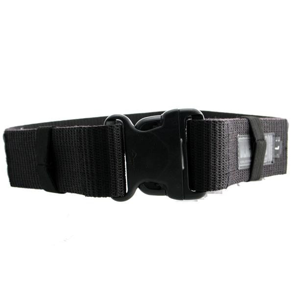 Blackhawk Military Web Belt Black Fits Up to 43 Inch Waist