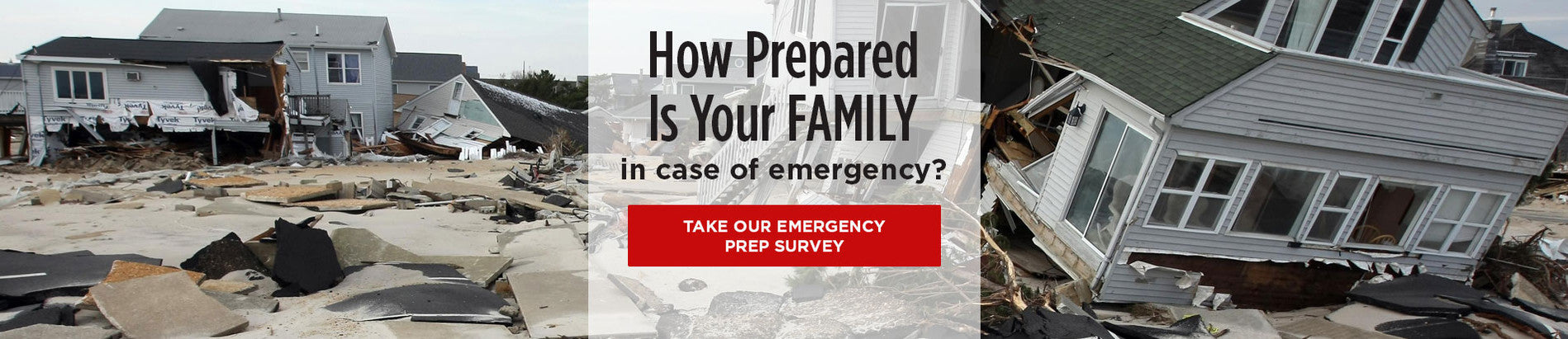 Emergency Prep Survey
