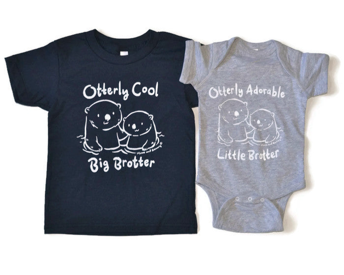 Big Brother - Little Brother Matching Tees