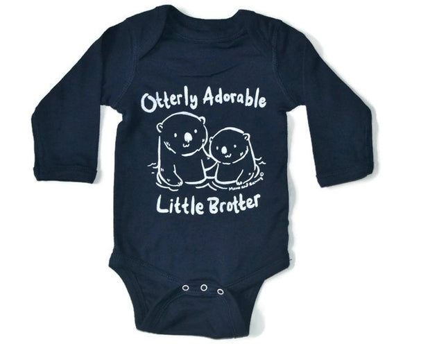 Little Brother onesie | Momo and Sammy Clothing Co