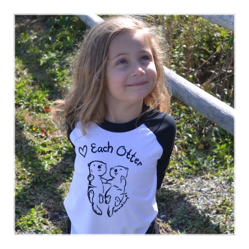 Modern Kids Shirt | Momo and Sammy Clothing Co.