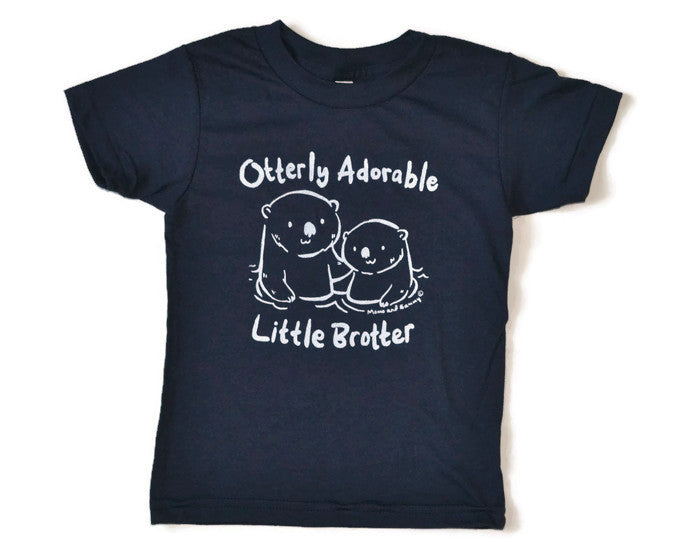 LITTLE BROTTER -  Baby Tee