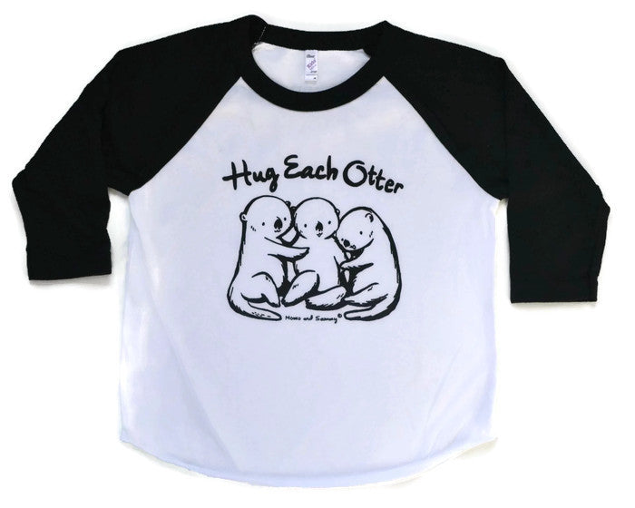 Modern HUG themed shirt | Momo and Sammy Clothing Co.