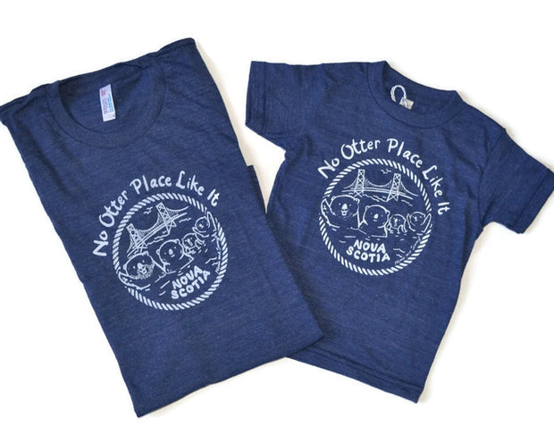 Nova Scotia Matching Tees | Momo and Sammy Clothing Co.