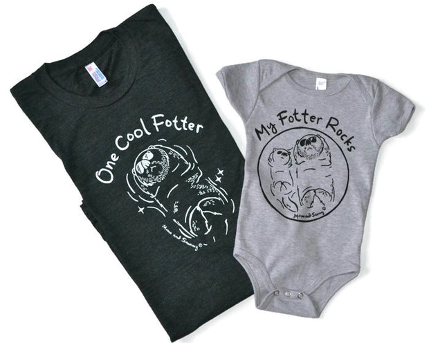Modern Daddy-and-me Matching Shirts | Momo and Sammy Clothing Co.
