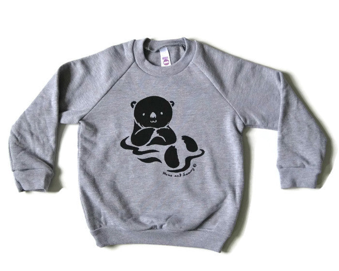 Modern Trendy Kids Sweater | Momo and Sammy Clothing Co.