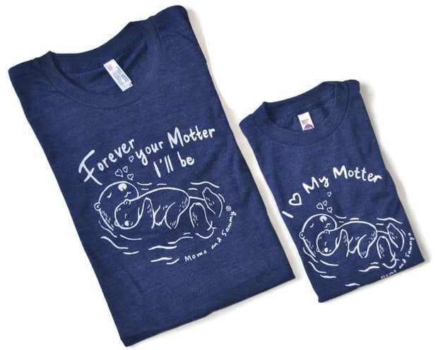 Mommy and me matching shirts | Momo and Sammy Clothing Co.