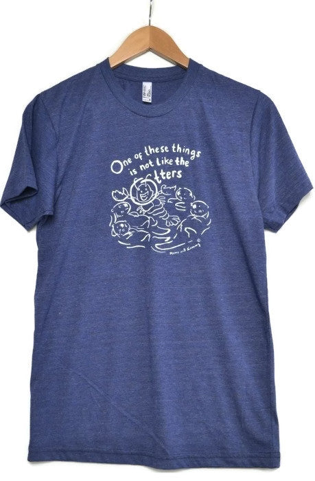 NOT LIKE THE OTTERS - Adult Tee