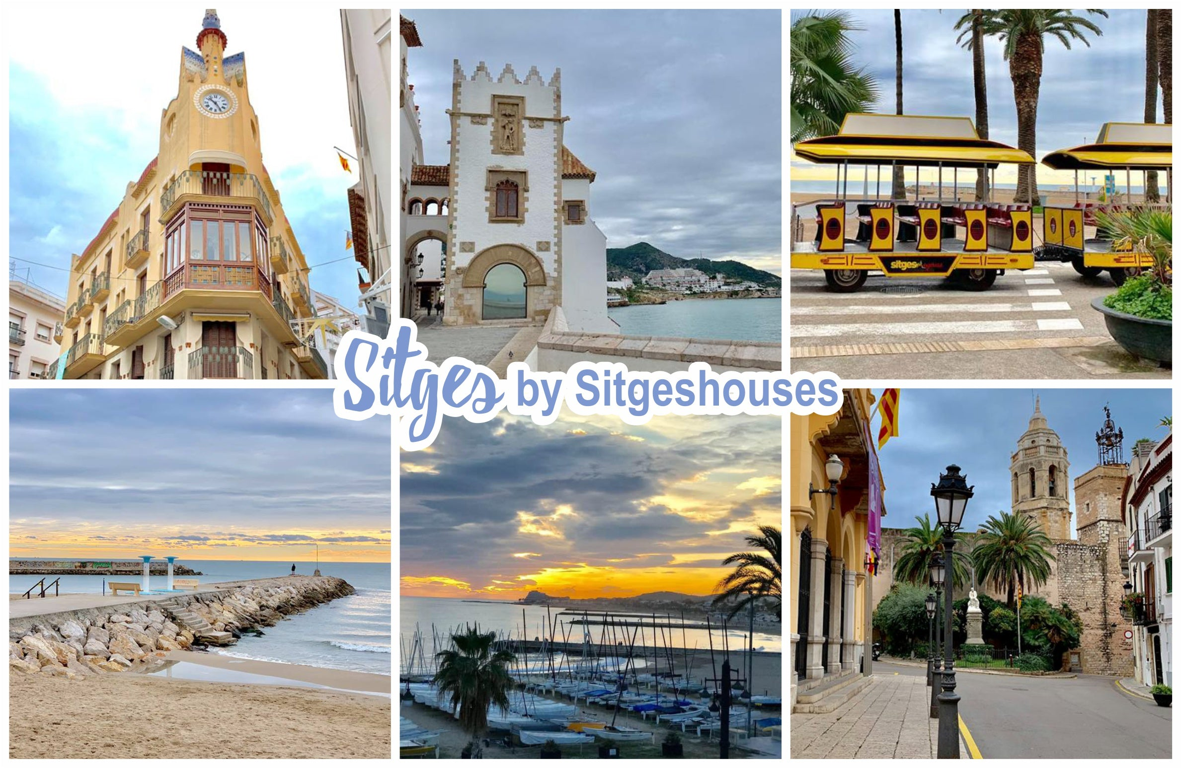 Sitges by Sitgeshouses
