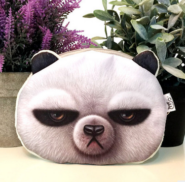 Large Coin purse-Forest friends