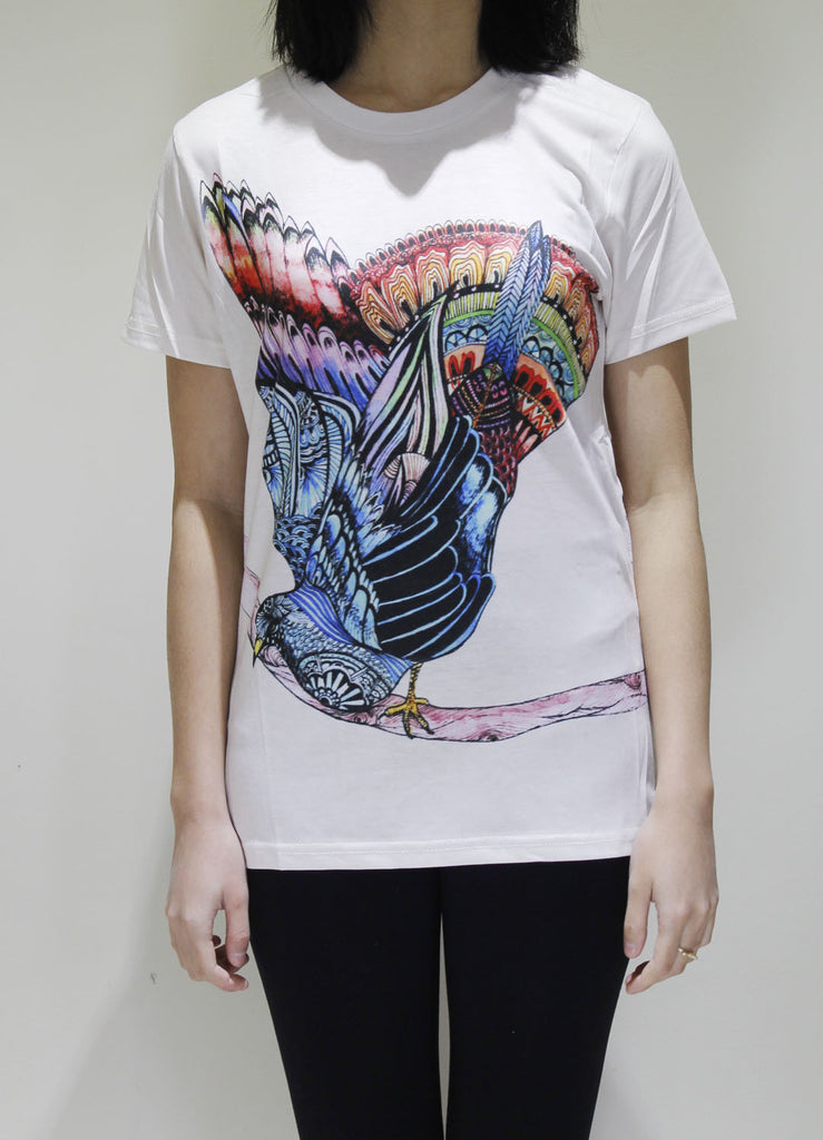 ACC T-shirt-Flying bird