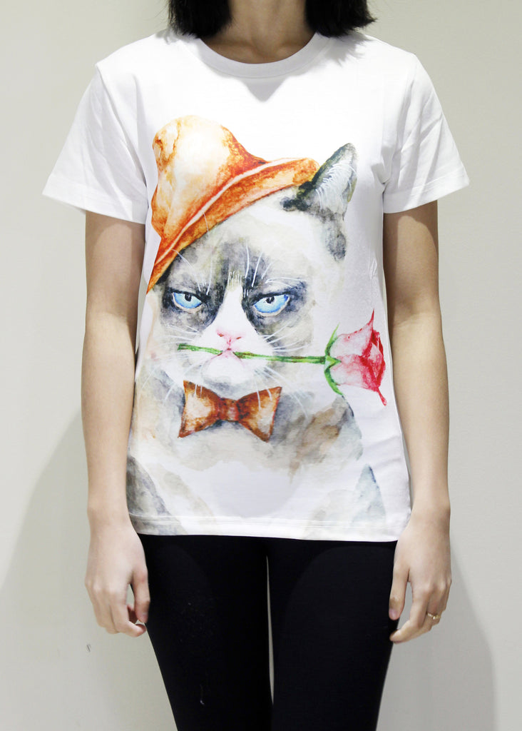 ACC T-shirt-Grumpy cat