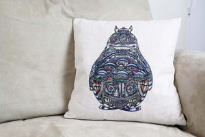 Cushion Cover-Totoro