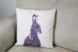 Cushion Cover-Rabbit