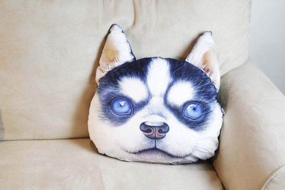 Cushion-3D Husky