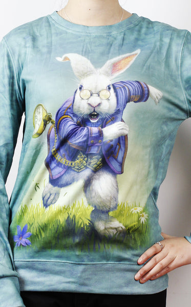 Sold-3D Jumpers-Running Rabbit