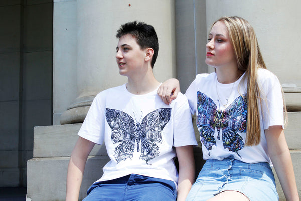 ACC T-shirts-Butterfly