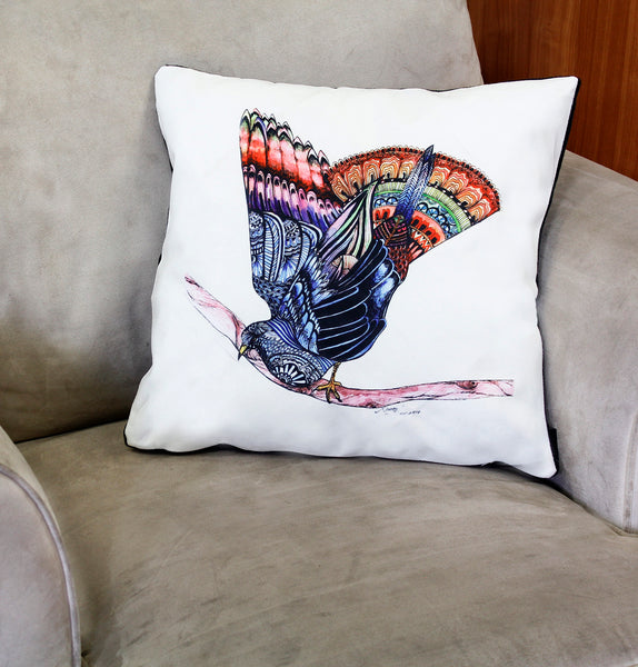Cushion & cover-Flying Bird