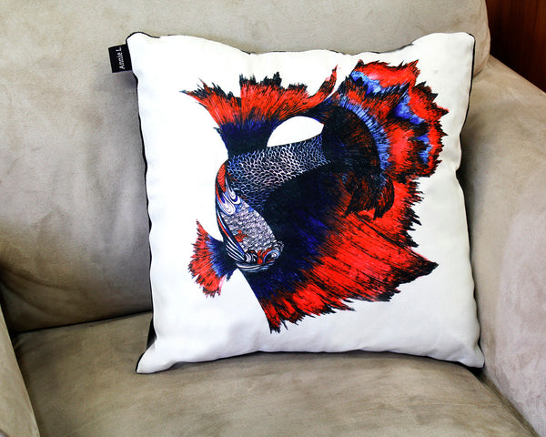 Cushion &  cover-Goldfish