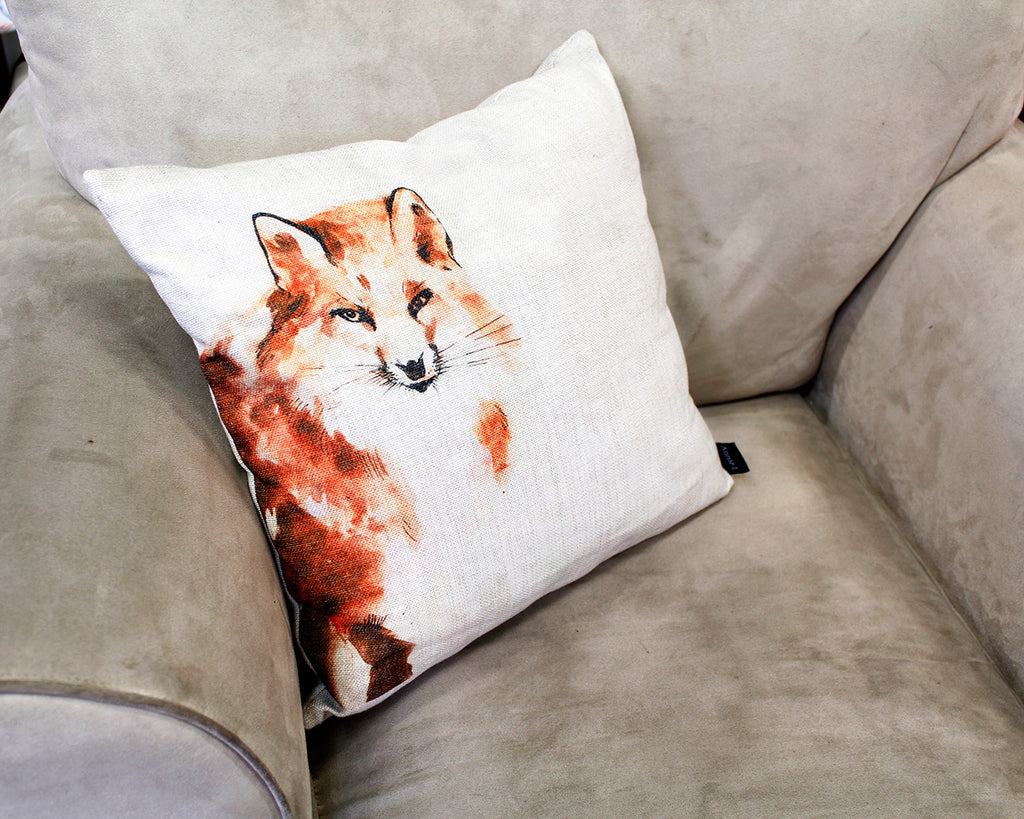 Cushion & Cover-Fox