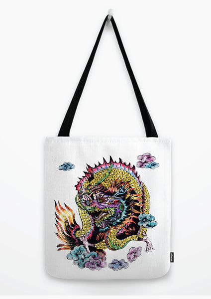 Tote bag- Dragon