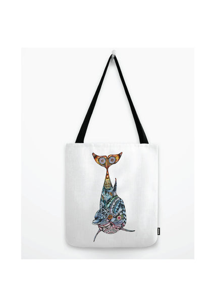 Tote bag- Dolphin