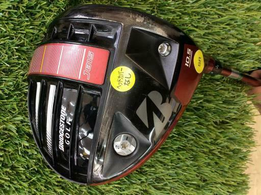 BRIDGESTONE J815 GOLF CLUB DRIVER 2016 LOFT-10.5 SR-FLEX