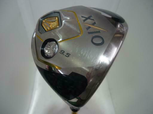 DUNLOP XXIO GOLF CLUB DRIVER 2014 YELLOW 9.5DEG S-FLEX