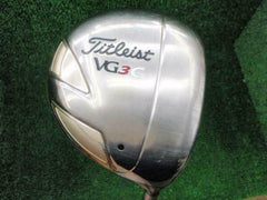 2011 TITLEIST GOLF CLUB DRIVER VG3C JAPAN MODEL 9.5DEG S-FLEX JP