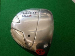 2011 TITLEIST GOLF CLUB DRIVER VG3C JAPAN MODEL 10.5DEG S-FLEX JP