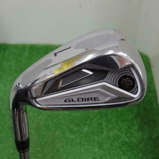 TAYLOR MADE FIRST GLOIRE JP MODEL 5PC NSPRO S-FLEX IRONS SET GOLF 10187