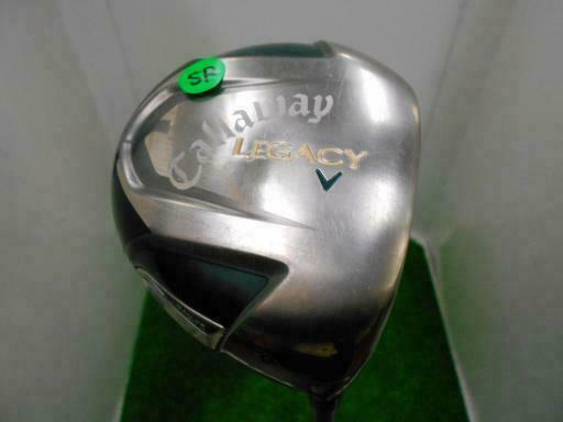 CALLAWAY JAPAN GOLF CLUB DRIVER LIMITED LEGACY 2010MODEL 9.5DEG SR-FLEX