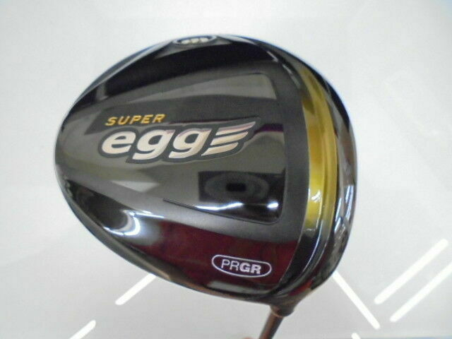PRGR SUPER GOLF CLUB DRIVER EGG 2018MODEL LOFT-10.5 SR-FLEX